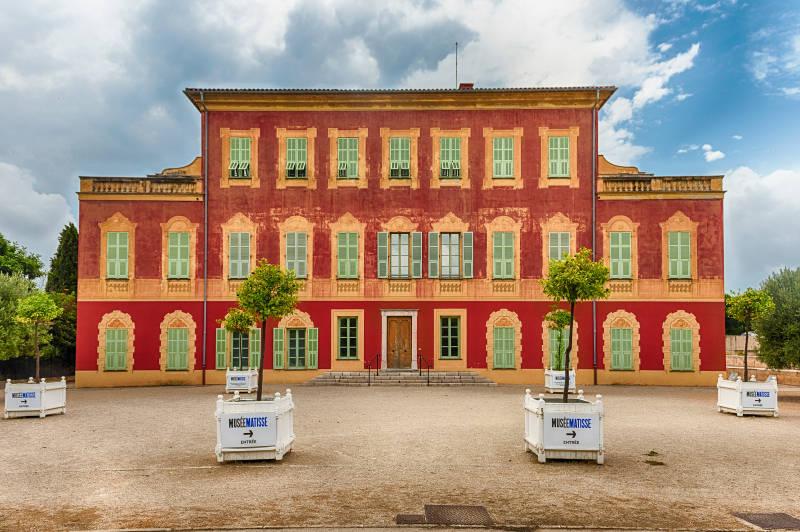 Musée Matisse i Nice
