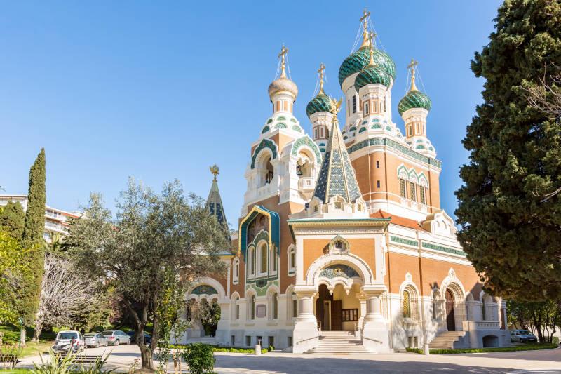 Ryska kyrkan Nice