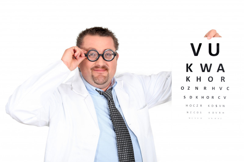 Fransk optiker